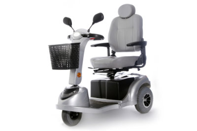 motorized mobility scooter