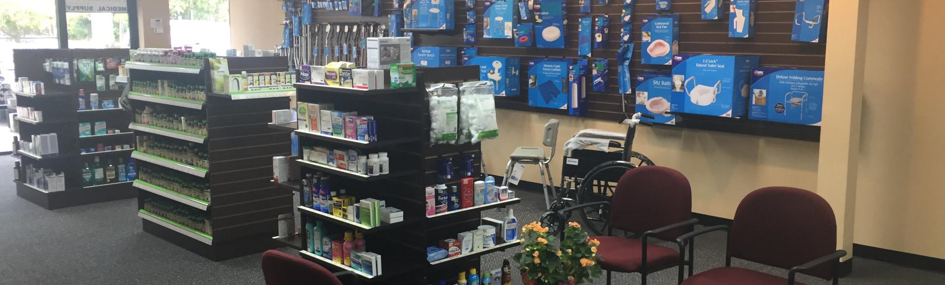 Inside the Pharmacy